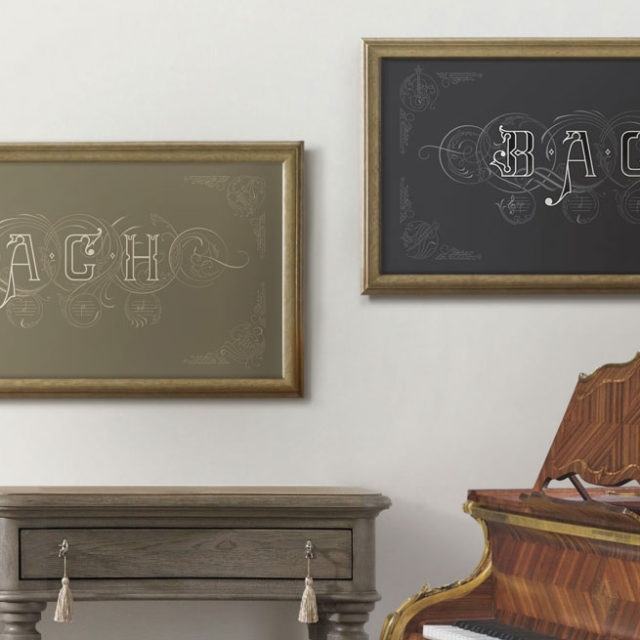 shop-on-the-theme-of-bach-the-art-of-fugue-slate-grey-golden-sand-ungilded-framed-piano-music-poster-1200w
